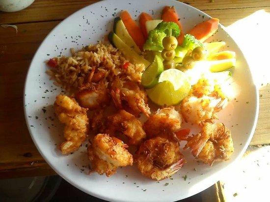 Bally Hoo Restaurant & Fish Tacos: Fish!!!