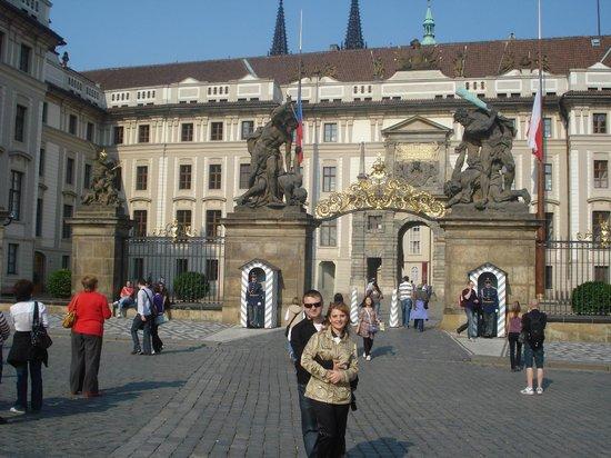 Mala strana : королевский дворец