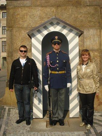 Mala strana: королевский дворец