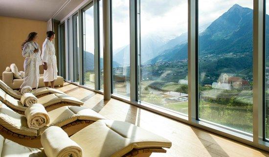 Hotel Hohenwart: Ruheraum im Vistaspa
