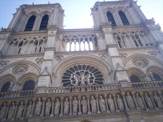 Eglise Notre-Dame de Versailles: Notre Dame..πραγματικό σπίτι Θεού