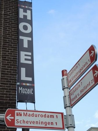 Stadsvilla Hotel Mozaic Den Haag : Hotel Mozaic, The Hague, Netherlands