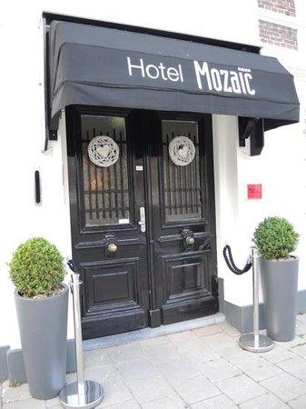 Stadsvilla Hotel Mozaic Den Haag: Hotel Mozaic, The Hague, Netherlands