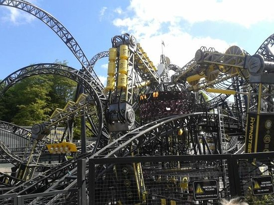 alton towers how to get there