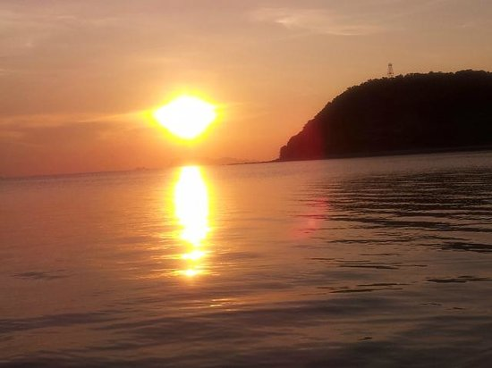 Mai Samui Resort & Spa: Stunning sunset every night