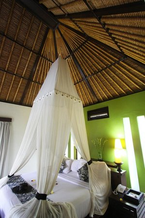 KajaNe Mua Private Villa & Mansion: La cama