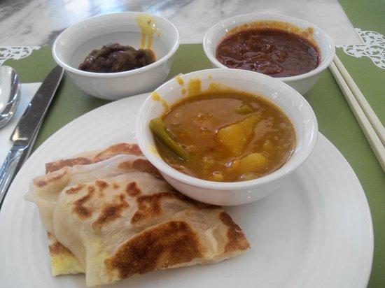 Royale Chulan Kuala Lumpur: 朝食