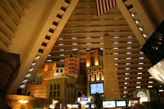 Luxor Las Vegas: Inside the Hotel