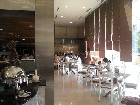 Royale Chulan Kuala Lumpur: 朝食の会場