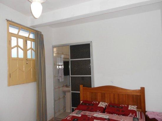 Pousada Safira: Room