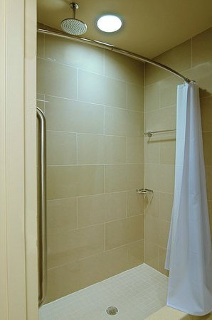 BEST WESTERN PLUS Miami Airport North Hotel & Suites: Executive King Walk-in Shower