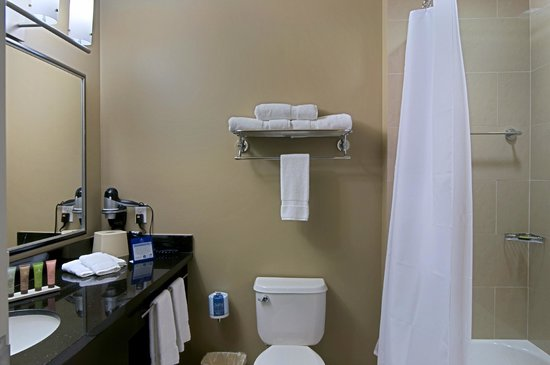 Guest Bathroom - Picture of Best Western Plus Miami ...