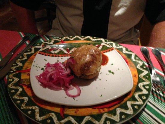 Occidental Costa Cancun: delicious