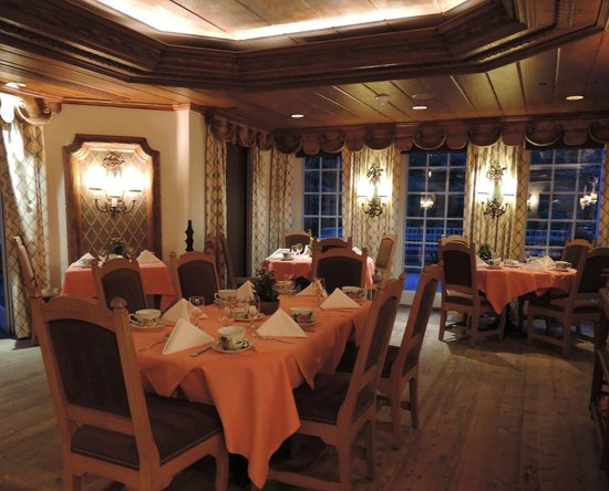 Sonnenalp: Ludwig Dining Room (breakfast area)