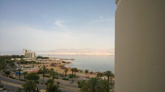 Hotel Spa Club Dead Sea : Vue