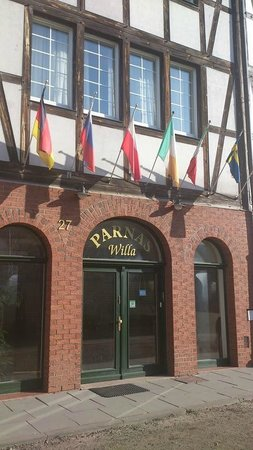 Hotel Parnas Old Town