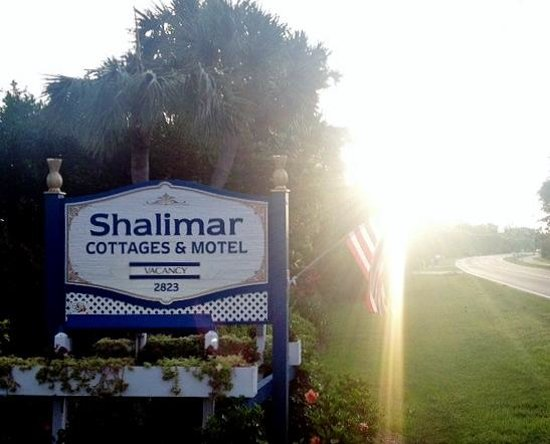 Shalimar Cottages And Motel Sanibel Island Fl