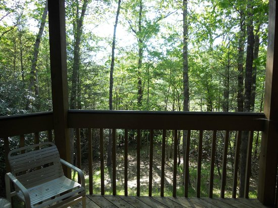 Fairway Forest: View from Master Bedroom