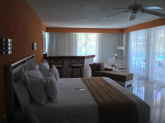 Occidental Costa Cancun : junior suite