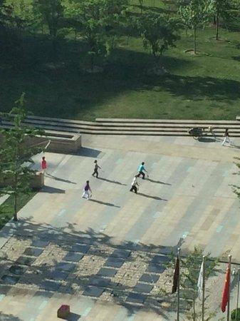Sheraton Grand Beijing Dongcheng Hotel: Park View