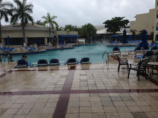 Occidental Costa Cancun: Pool