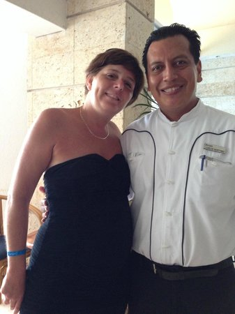 Occidental Costa Cancun: Carlos and I