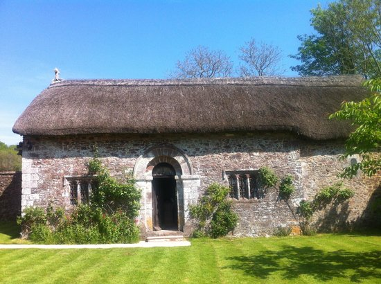 Bickleigh Castle: The chapel