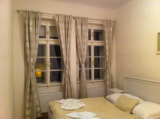 Charles Bridge Apartments: bedroom