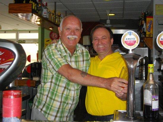 Mayra Apartments : raymond bar owner great guy