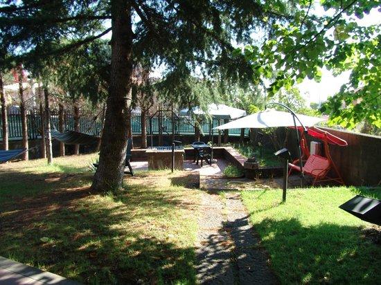 Magnolia B&B: il giardino