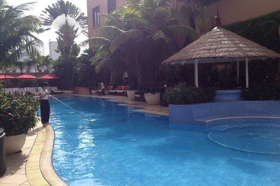 Caravelle Saigon: Nice pool