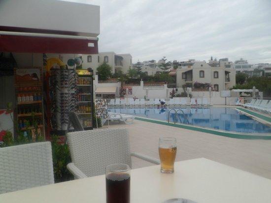 Shark Club: Pool