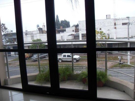 Hotel Portal del Norte: vista desde el area de estar