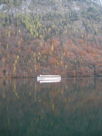 Konigsee: Mirroring in the water