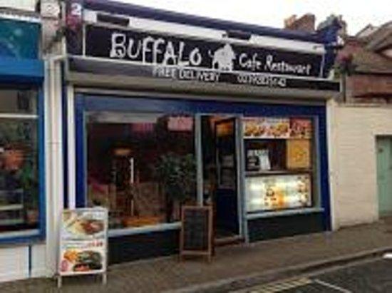buffalo cafe restaurant portsmouth omd men om restauranger tripadvisor. Black Bedroom Furniture Sets. Home Design Ideas