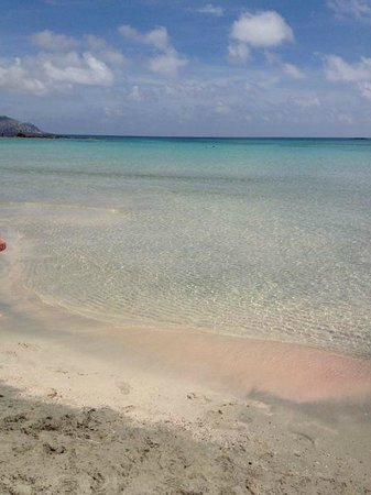 Plage d'Elafonissi : Pink Beach Elafonissi