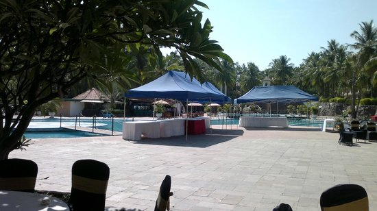 Golden Palms Hotel & Spa: The Pool..