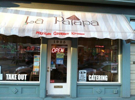 La Palapa: Store Front