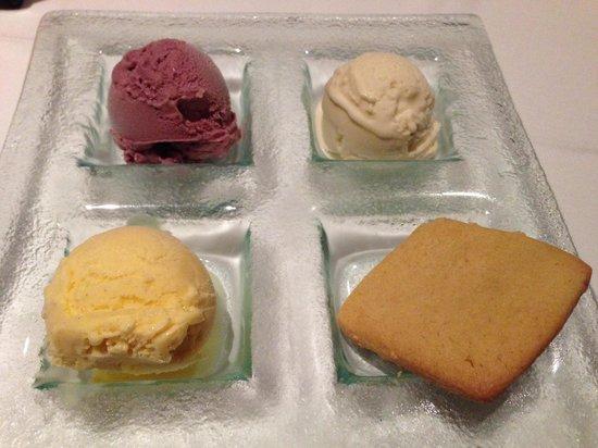 John J. Jeffries: Lovely assortment of ice creams