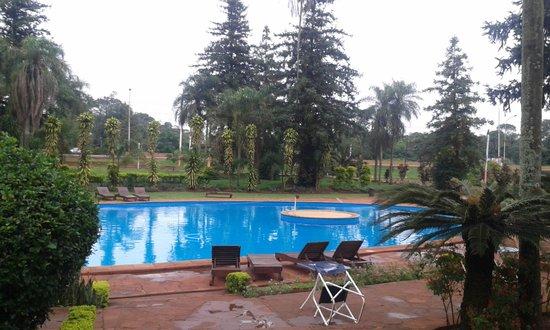 Hostel Inn Iguazu: Piscina