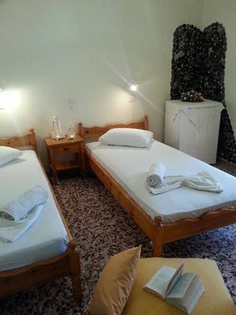 Pension Livadaros: double room