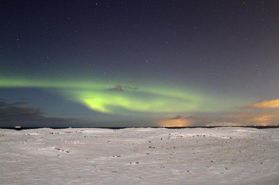 Superjeep.is: Northern Lights