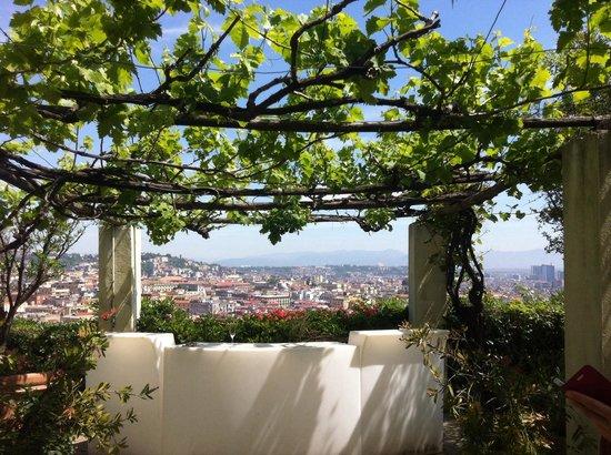 Hotel San Francesco al Monte: Senza parole