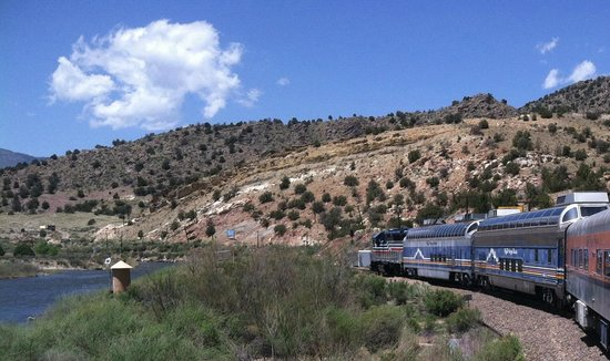 Best Western Canon City : Royal Gorge Train