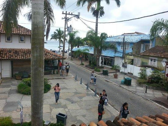 Passeio das Palmeiras Apartamentos: vista do apto 4