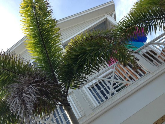 Mainsail Beach Inn: Our house