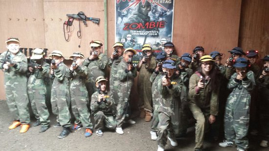 Mayhem Paintball: Happy Birthday!