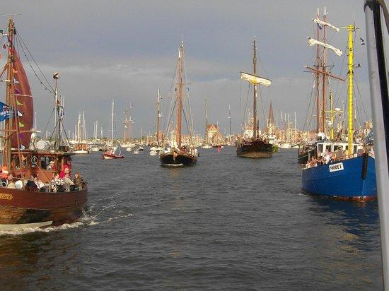 Kaisers Ostseeperle: Hanse-Sail