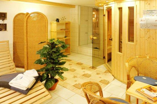 Kaisers Ostseeperle: Wohlfühl- Sauna