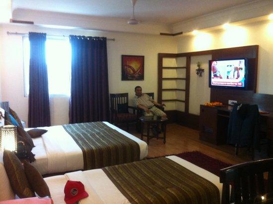 Anila Hotels: Suite